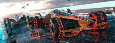 McLaren nos presenta su visión más radical para el futuro de la F1: el MCLExtreme
