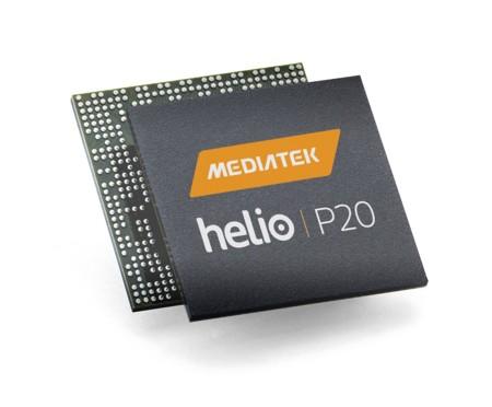 MediaTek también promete gran eficiencia en gama media con Helio P20 de 16nm