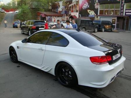 BMW M3 Vodka Style