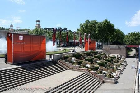 Salón del Automóvil de Barcelona 2009, anécdotas y galería de fotos