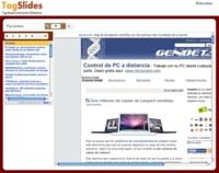 TagSlides, metabuscador de contenidos por etiquetas
