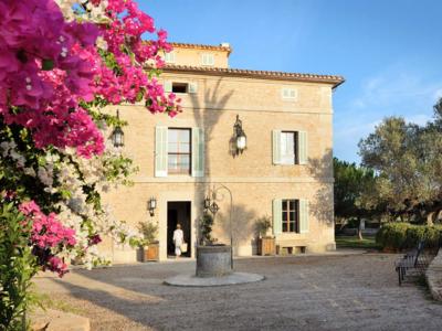 Cal Reiet, el paraíso del bienestar holístico está en Mallorca