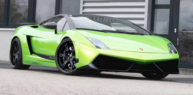 Wheelsandmore Lamborghini Gallardo LP620-4