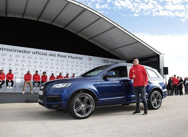 Audi Y Real Madrid 9 10