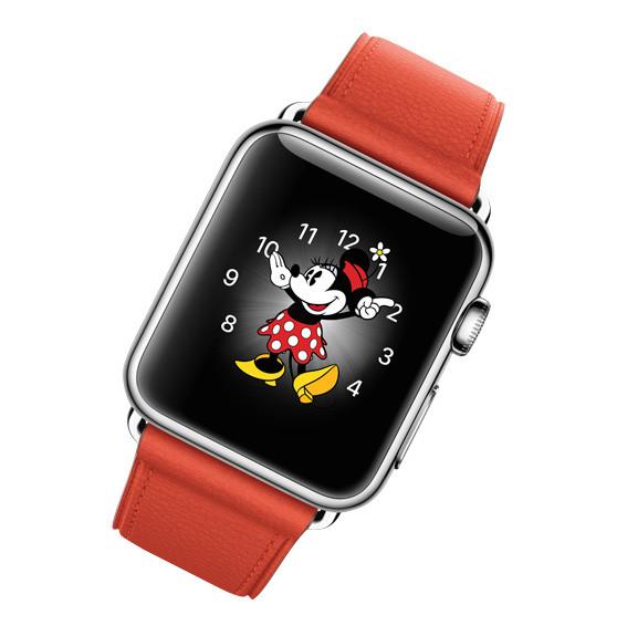 Minnie Watchos 3