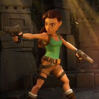 Lara Croft volverá a la acción el año que viene con Tomb Raider Reloaded, un nuevo juego free-to-play para móviles