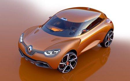 Renault CAPTUR, un crossover futurista para Ginebra