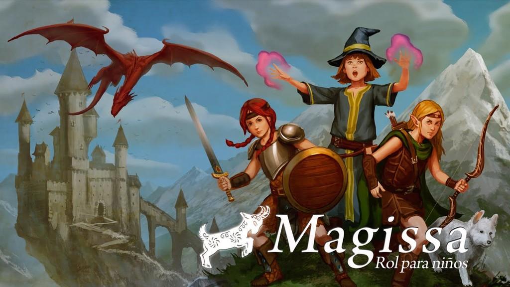 Magissa, rol para niños