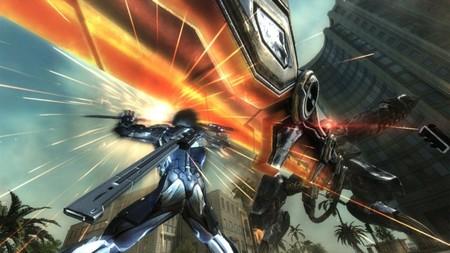 'Metal Gear Rising: Revengeance' no llegará a PS Vita por falta de potencia