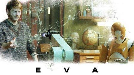 'Eva', ciencia ficción española sobre robots: cartel y teaser-trailer