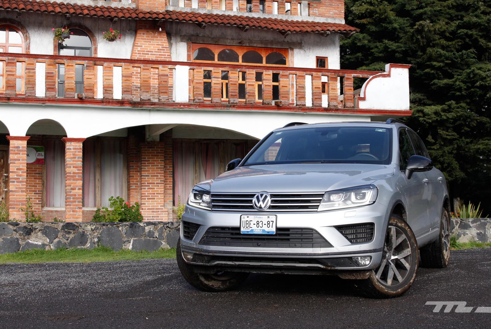 Foto de Volkswagen Touareg TDI Wolfsburg Edition (1/16)