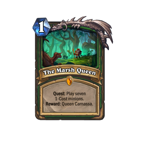 The Marsh Queen