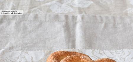 Rollicos de naranja al horno. Receta con sabor a infancia