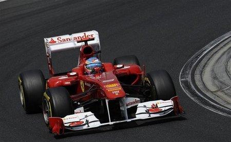 GP de Hungría F1 2011: ¿Qué le pasó a Fernando Alonso en la Q3?