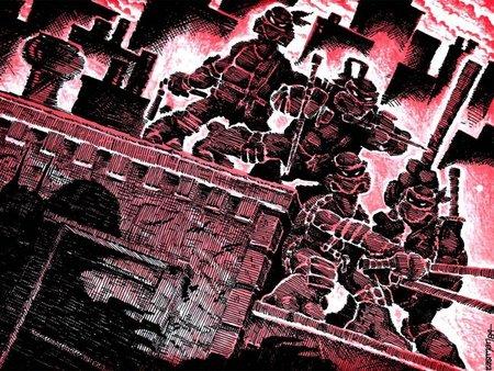 Teenage Mutant Ninja Turtles - Comic