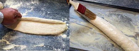 elaboración final baguette