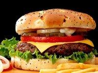Hamburguesa sana Vs hamburguesa basura, la guerra está servida