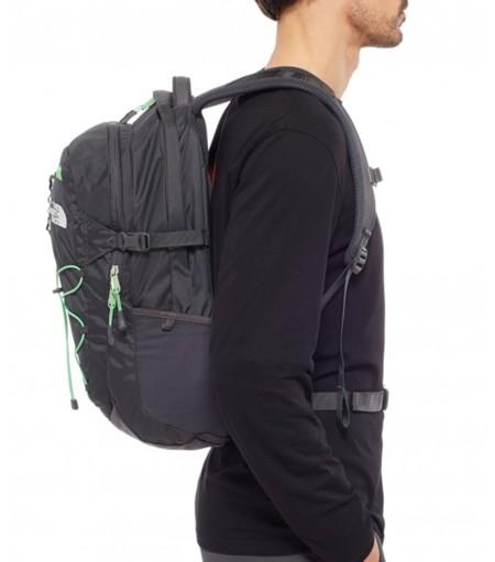mochila north face ligera