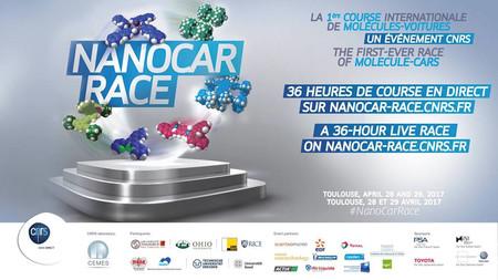 """Una pista de oro a -270ºC y seis """"escuderías"""": así será la primera carrera de nanocoches (y podrá seguirse online)"""