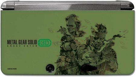 Las demos llegan a la eShop japonesa. Accesorios para la 3DS sobre el 'Metal Gear Solid 3D: Snake Eater' en imágenes