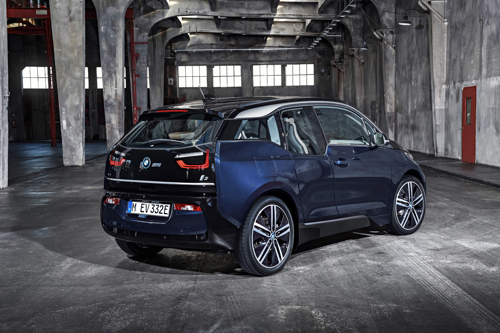 Foto de BMW i3 y i3s 2018 (46/139)