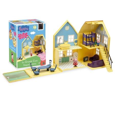 La casa de Peppa Pig por sólo 35,06 euros y envío gratis en Amazon. Para niños de 18 meses en adelante
