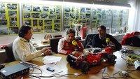 'El hormiguero' recibe a Fernando Alonso