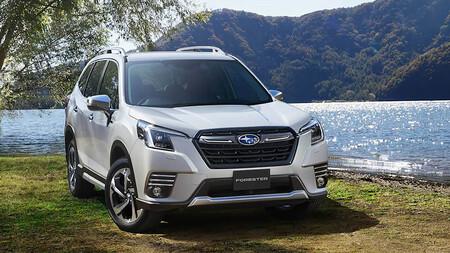 El Subaru Forester estrena un tímido restyling en Japón a la espera de que llegue a España en 2022