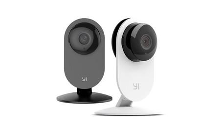 Yi Home Camera por 22,99 euros en Amazon: garantía europea a precio de tiendas chinas
