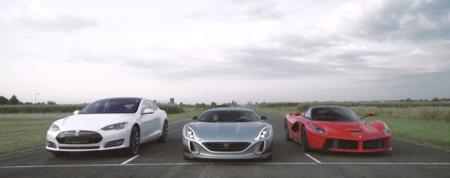 Rimac Concept One: El superdeportivo eléctrico croata que desayuna LaFerrari y Tesla Model S