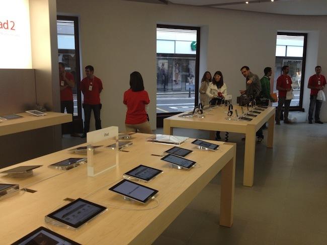 Foto de Apple Store Calle Colón (Valencia) (36/90)