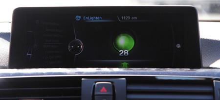 ¿Contador para el cambio de luz en un semáforo? BMW ya pensó en cómo calmar a los impacientes