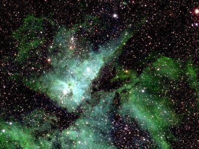 """La imagen más grande jamas creada de la Vía Láctea tiene """"sólo"""" 46 mil millones de píxeles"""
