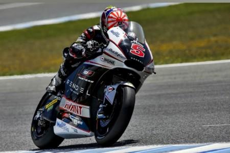 Johann Zarco Moto2 Gp Francia 2015