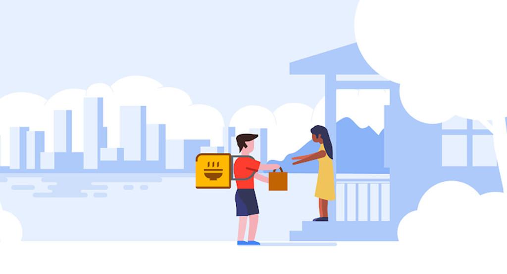 La busca de Google, Maps y Assistant añaden el pedido de comida a domicilio, primero en EE.UU.