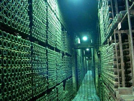 Por qué del tamaño de las botellas de vino