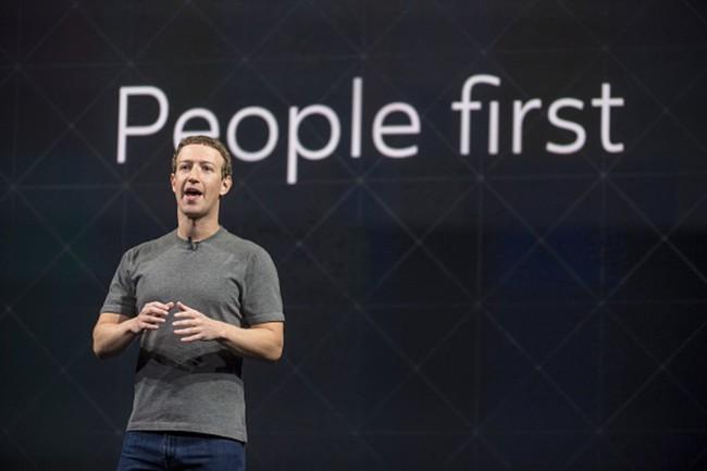 Zuck Facebook™ People First