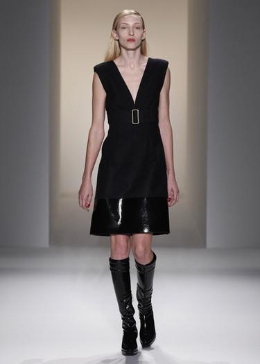 Calvin Klein Collection Otoño-Invierno 2013/2014 y su mezcla masculina y femenina