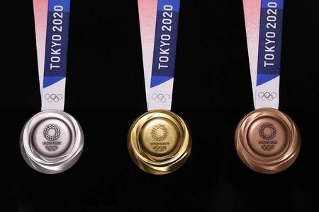 Las medallas de Tokio 2020 ya son oficiales y se fabricarán con 78.895 toneladas de basura electrónica y 6,21 millones de móviles reciclados