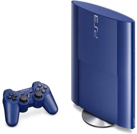 PS3 roja