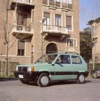 El Fiat Panda cumple 30 años