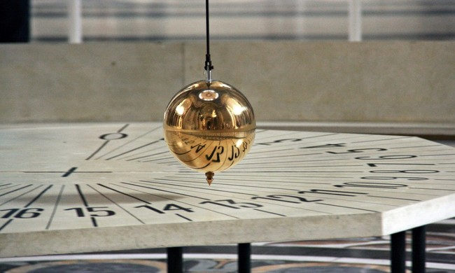 Pendulo Foucault