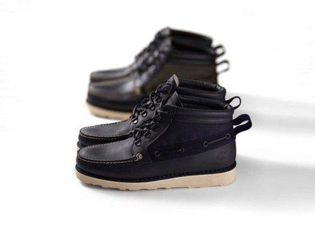 Timberland y Nexusvii, una de las mejores colaboraciones en calzado de la temporada