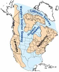 Cretaceous Seaway