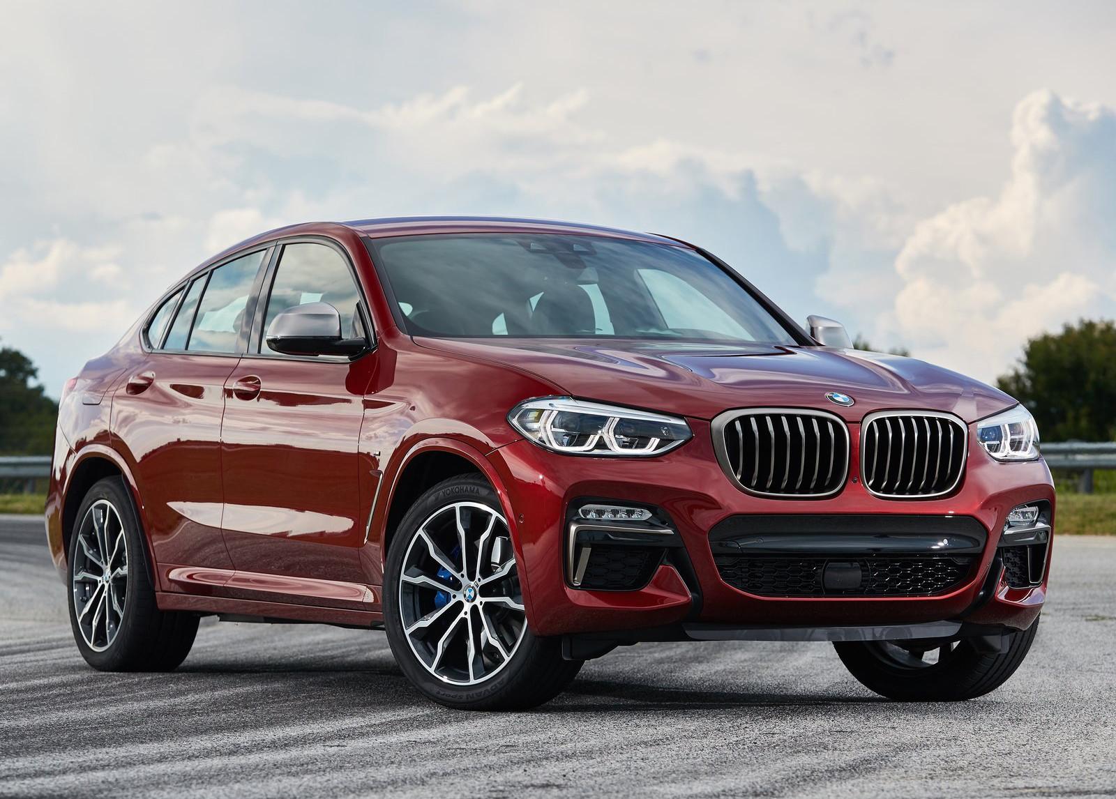 Foto de BMW X4 2019 (18/28)