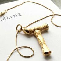 Primark tiene el colgante letra que puso de moda Céline en versión súper 'low cost'