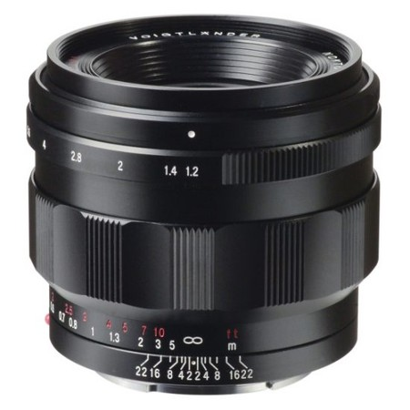 Voigtlander Nokton 40mm F1 2 Aspherical Lens For E Mount 550x550