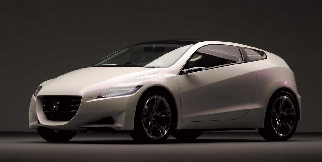 Foto de Honda CR-Z Concept (14/14)