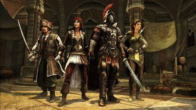 'Assassin's Creed: Revelations' recibe Ancestors, un pack DLC con nuevos personajes