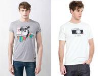 Springfield planta cara a Pull & Bear con sus camisetas vintage